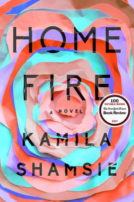 Image for HOME FIRE A NOVEL
