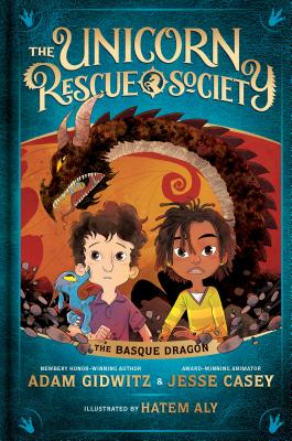 Image for The Basque Dragon (The Unicorn Rescue Society)