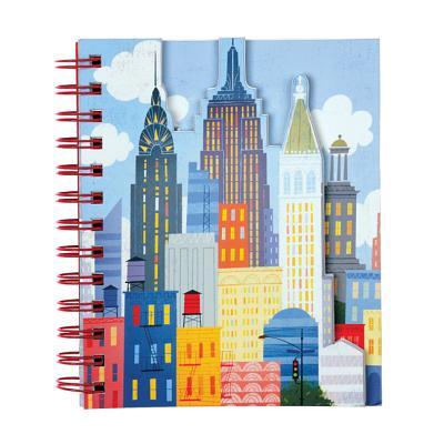 Image for NYC Skyline Layered Journal