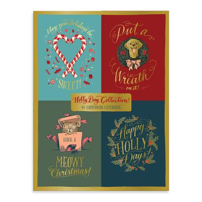 Image for Holly Day Deluxe Holiday Notecards