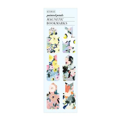 Image for Painted Petals Magnetic Bookmark