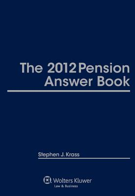 Image for Pension Answer Book, 2012 Edition