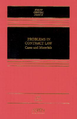 Image for Problems in Contract Law: Cases and Materials Fifth Edition