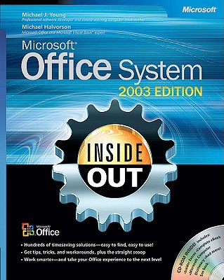 Image for Microsoft� Office System Inside Out -- 2003 Edition (Bpg-Inside Out)