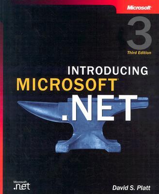 Introducing Microsoft® .NET (Pro-Developer), Platt, David S.