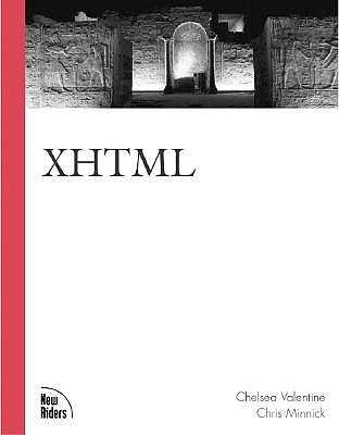 Image for XHTML (Landmark (New Riders))