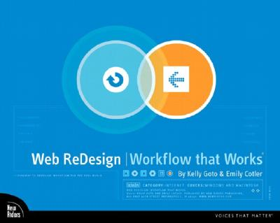Image for Web ReDesign: Workflow that Works