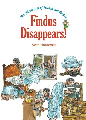 Findus Disappears! (The Adventures of Pettson and Findus), Sven Nordqvist