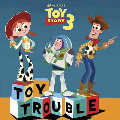 Image for Toy Trouble (Toy Story 3)
