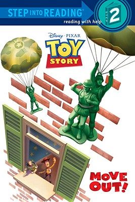 Image for Move Out! (Disney/Pixar Toy Story 3) (Step into Reading 2)