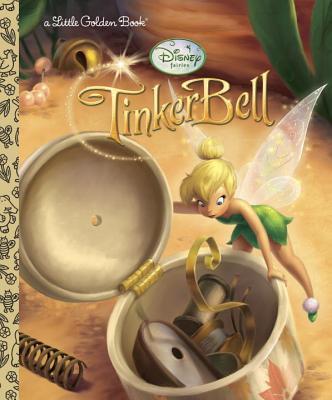 Image for Tinker Bell (Disney Tinker Bell) (Little Golden Book)