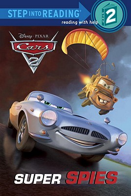 Image for Super Spies (Disney/Pixar Cars 2) (Step into Reading)