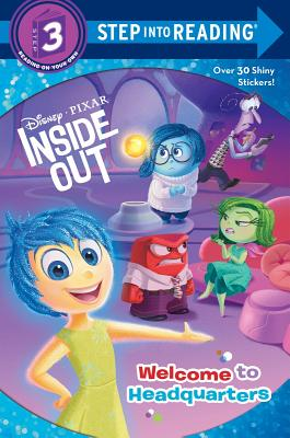 Image for Welcome to Headquarters (Disney/Pixar Inside Out) (Step into Reading)