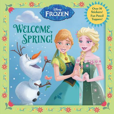 "Image for ""Welcome, Spring! (Disney Frozen) (Pictureback(R))"""