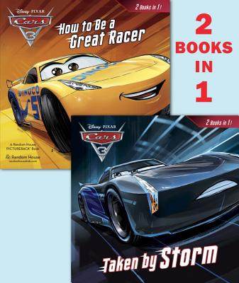 Cars 3 Flip-it Pictureback (Disney/Pixar Cars 3), RH Disney