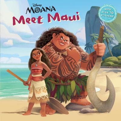 Image for Meet Maui (DIsney Moana)