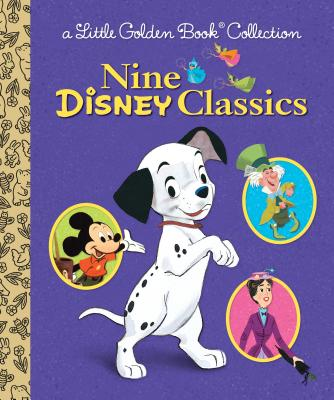 Nine Disney Classics (Disney Classic) (Little Golden Book), Golden Books