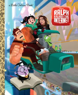 Image for Ralph breaks the internet  (Little Golden Book)  (Disney)