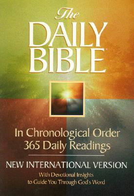 Image for The Daily Bible in Chronological Order NIV