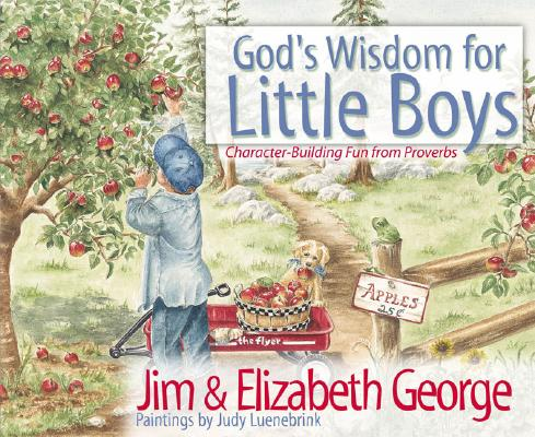 Image for Gods Wisdom for Little Boys : Character-Building Fun from Proverbs