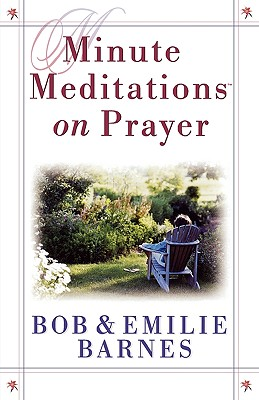 Image for Minute Meditations on Prayer