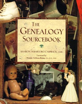 Image for The Genealogy Sourcebook (Sourcebooks)