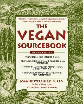 Image for The Vegan Sourcebook (Sourcebooks)