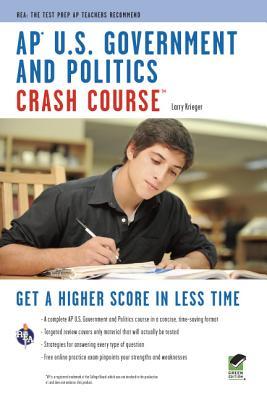 Image for AP U.S. Government & Politics Crash Course Book + Online (Advanced Placement (AP) Crash Course)