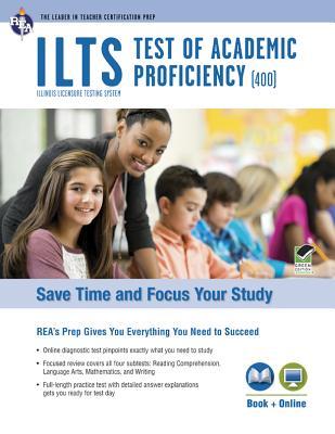 Image for ILTS Test of Academic Proficiency (TAP) Book + Online (ILTS Teacher Certification Test Prep)