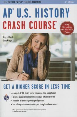 Image for AP® U.S. History Crash Course Book + Online (Advanced Placement (AP) Crash Course)