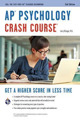 Image for AP® Psychology Crash Course Book + Online (Advanced Placement (AP) Crash Course)
