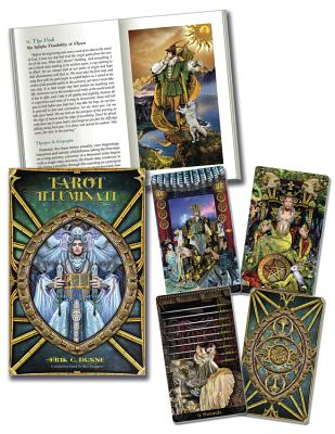 Image for Tarot Illuminati Kit