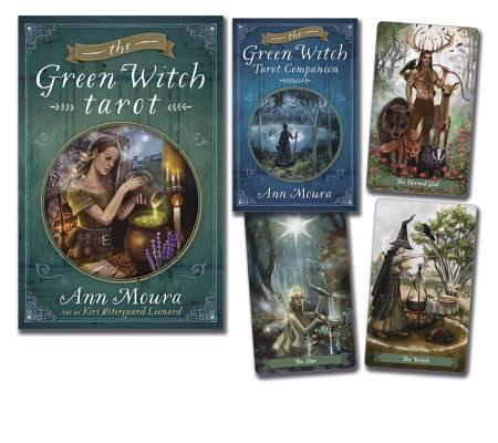 Image for The Green Witch Tarot