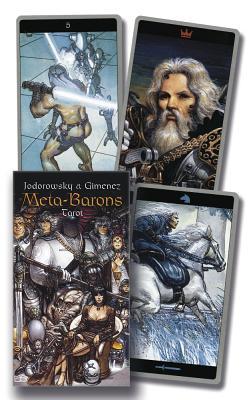 Image for Meta-Barons Tarot