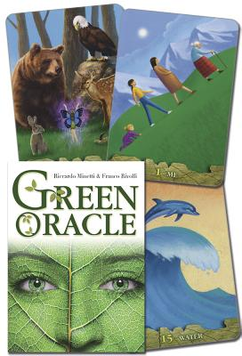 Image for Green Oracle: 36 Full Colour Cards And 128Pp Book