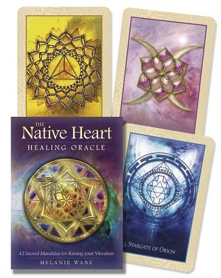 Image for Native Heart Healing Oracle: 42 Sacred Mandalas for Raising your Vibration