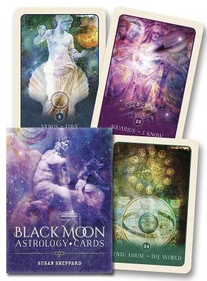 Black Moon Astrology Cards, Sheppard, Susan; Marin, Jane