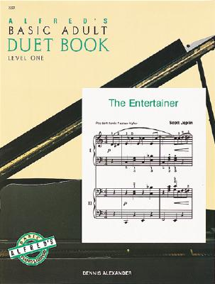 Alfred's Basic Adult Duet Book, Level 1