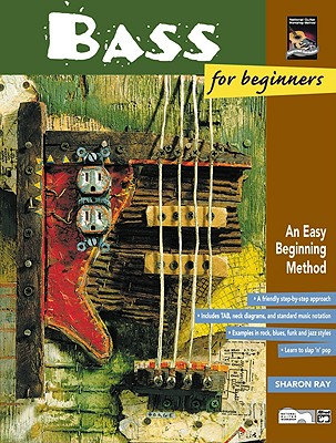 Image for Rock Bass for Beginners (Book & DVD) (Paperback)