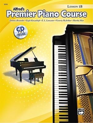 Image for Premier Piano Course Lesson Book Lesson 1B