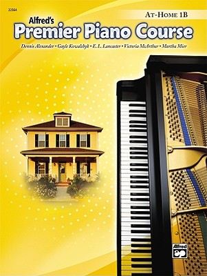 Image for Premier Piano Course At-Home Book, Bk 1b