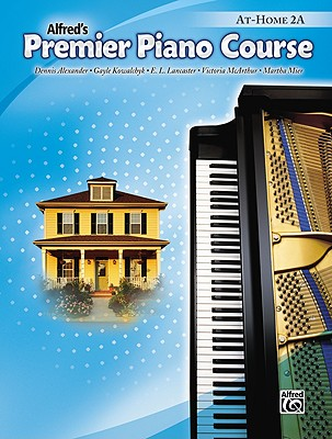 Image for Premier Piano Course At-Home Book, Bk 2a