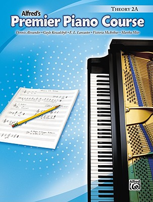 Image for Premier Piano Course Theory Book 2A