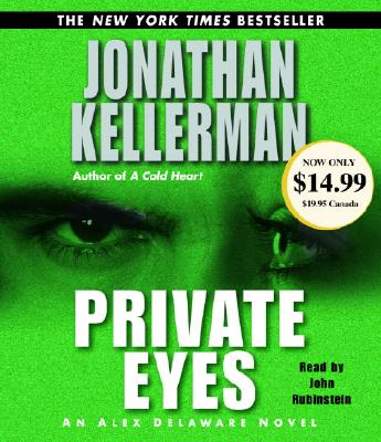Private Eyes, Jonathan Kellerman