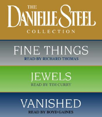 Image for Danielle Steel Value Collection: Fine Things, Jewels, Vanished