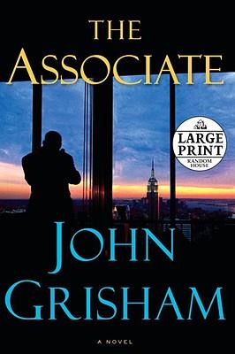 Image for The Associate (Random House Large Print)