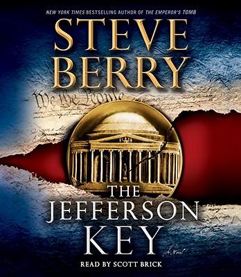 The Jefferson Key, Berry, Steve