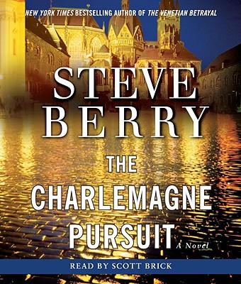 Image for The Charlemagne Pursuit: A Novel