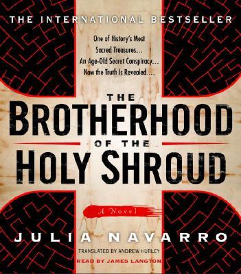 Image for BROTHERHOOD OF THE HOLY SHROUD (AUDIO)
