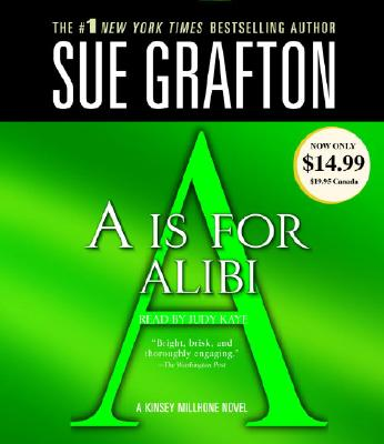 Image for A Is for Alibi (A Kinsey Millhone Novel)